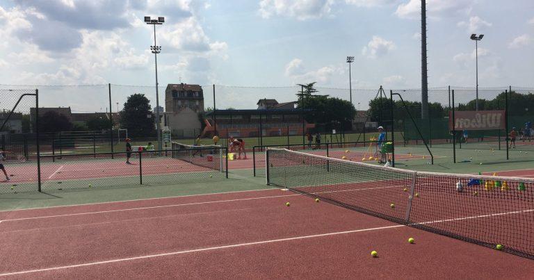 Photos – fête de l'école de tennis