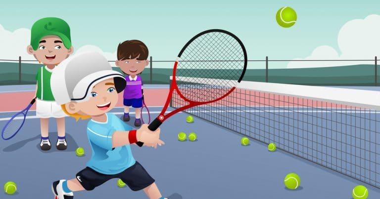 Fête école de Tennis